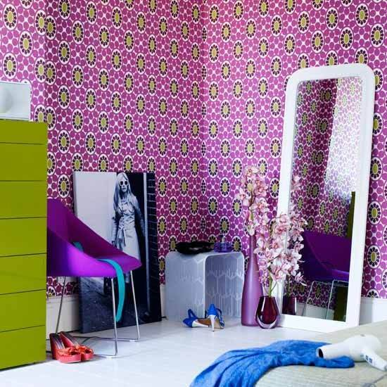 3-bedroom-ideas-for-teenage-girls-room-wallpaper