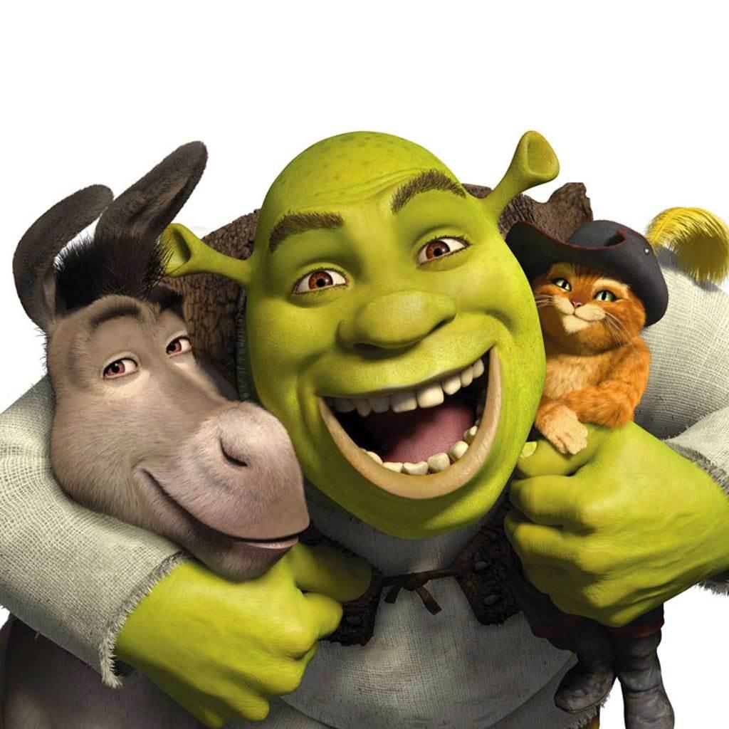 shrek donkey (www.imotion.com.br)