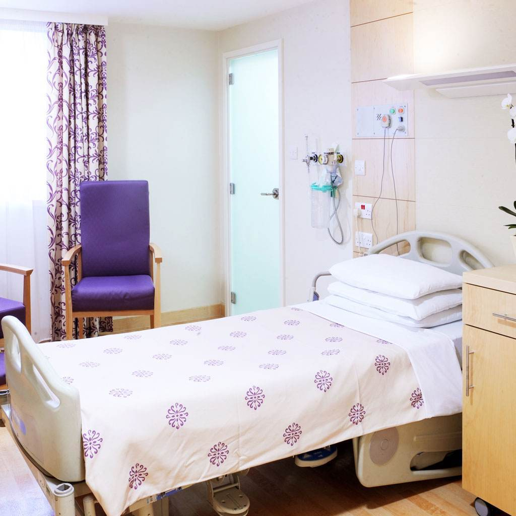 rezerva maternitate privata (http://blog.theportlandhospital.com)