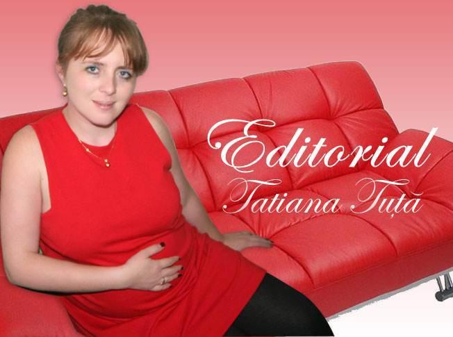 Tatiana Tuta Editorial bebelu.ro