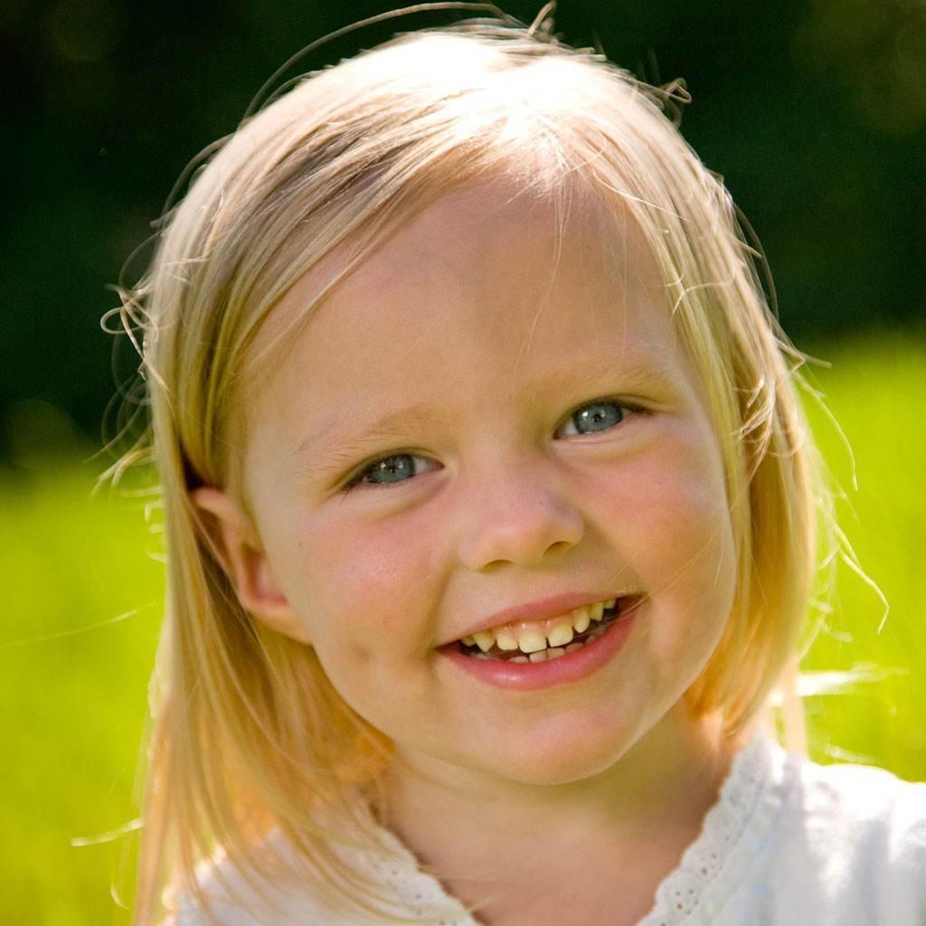 dantura perfecta de copil (www.dancedentistry.com)
