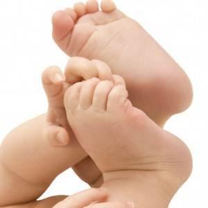 picioarele bebelusului (www.southside.org)