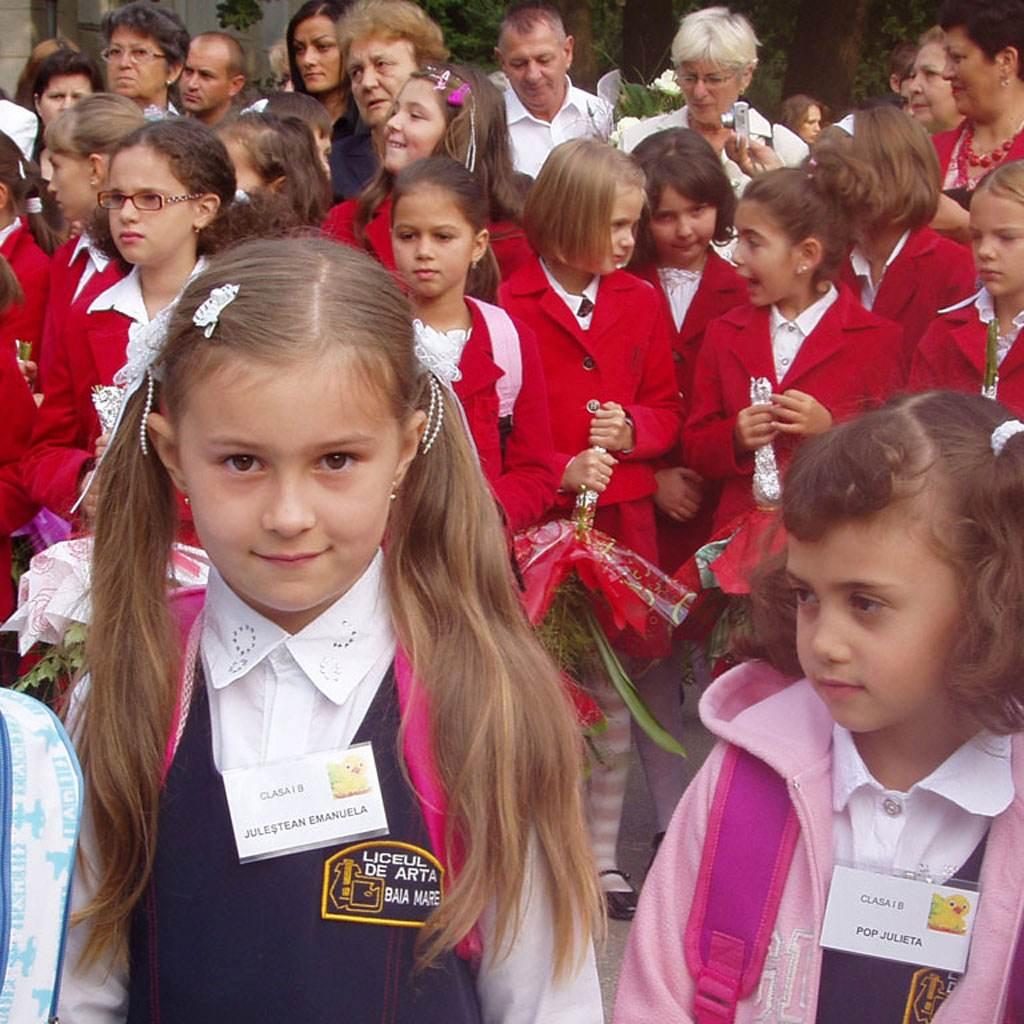 prima zi de scoala (www.emaramures.ro)