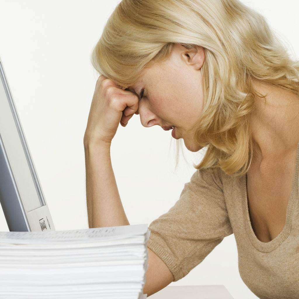 femeie stresata (http://rady.chcemschudnut.sk)