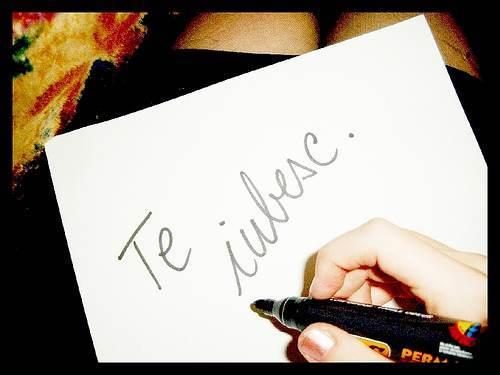 te-iubesc