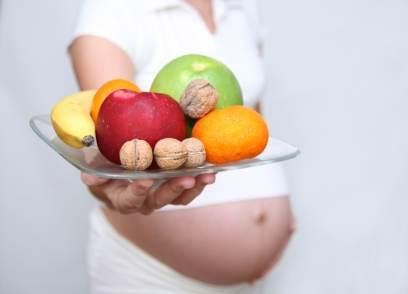 gravida mananca