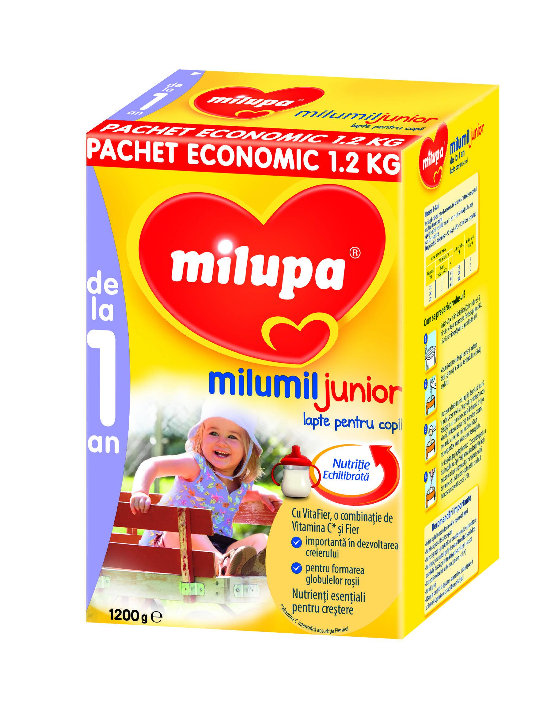milumil junior 1+ pachet economic layere