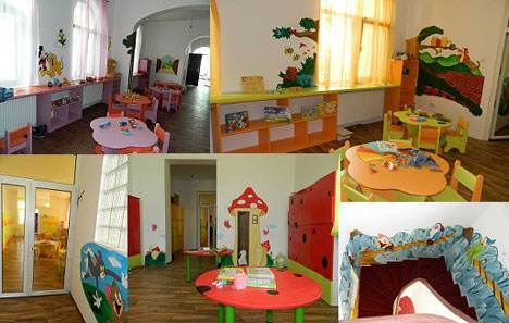 gradinita palatul copiilor