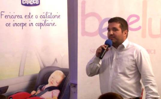 Workshop bebelu.ro 29.05.2013 – Daniel Lastofka, Cord Blood Center, despre celulele stem