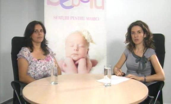 Centrul ProMama sprijina mamele care vor sa alapteze