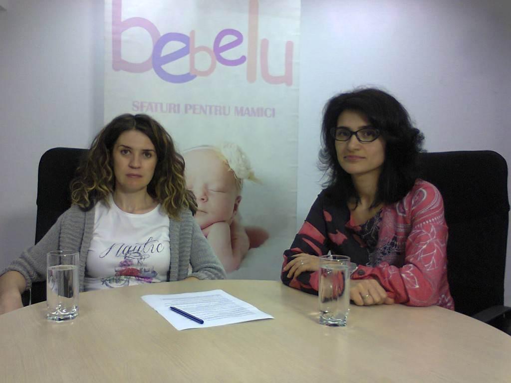 Interviu cu Mona Ciurezu, specialist in somnul copilului