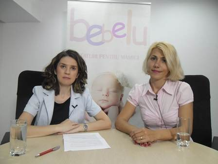 Interviu cu Diana Artene despre obezitatea la copii (I)