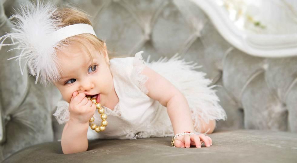 Moda La Copii Tinuta De Botez Bebeluro