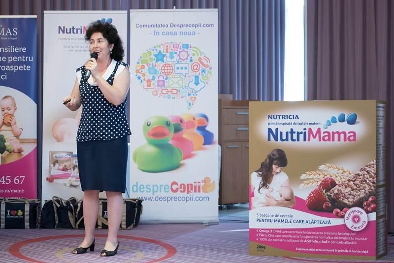 Amalia Neacsu - Educator Perinatal1