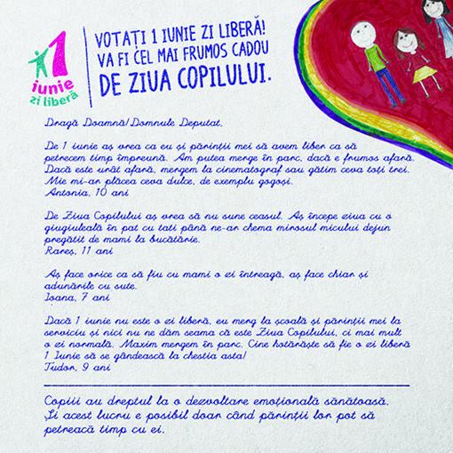 scrisoare-copii-1-iunie-zi-libera
