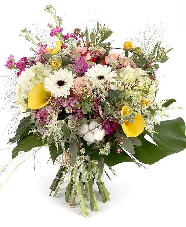 Buchete Cu Flori Pentru Paste Bebelu Ro